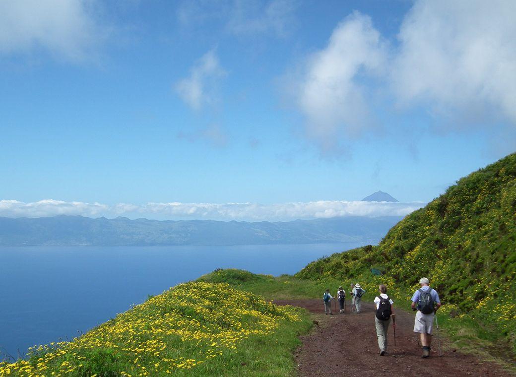 Azores Walking Tours