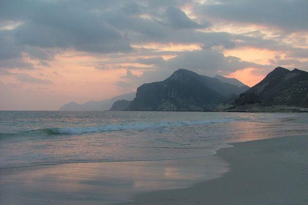 Indian Ocean coast, Oman