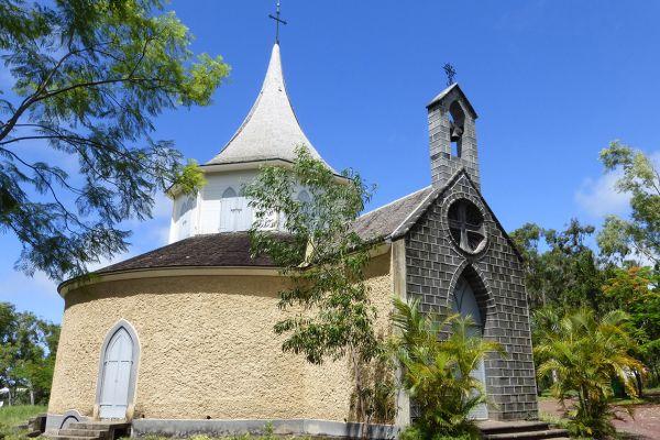 Chapelle Pointue in Villèle