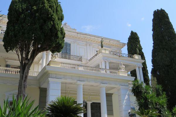Achilleon, Corfu