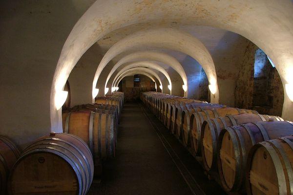 17C wine cellar in Styria, Austria