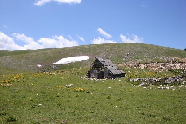 Shepherds' shelter, Montenegro