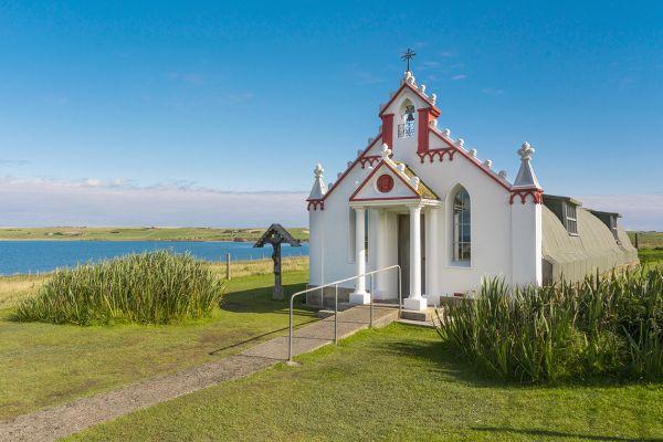 The Italian Chapel - photo by Visit Scotland