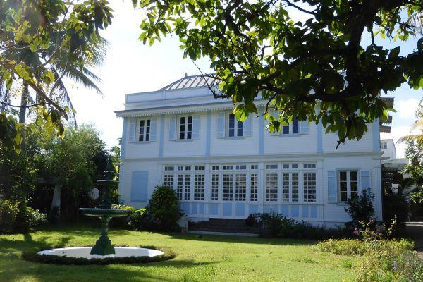 Maison Créole in St Denis, Réunion