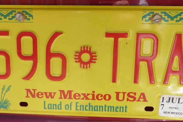 New Mexico - Land of Enchantment