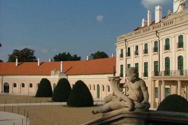 Hungary - Esterhazy Palace Fertod