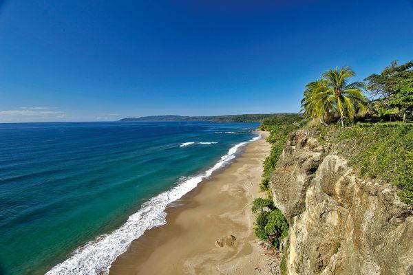 Pacific coast beach, Costa Rica