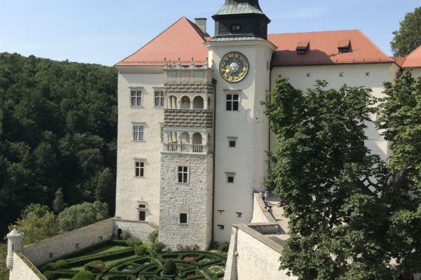 Zamek Pieskowa Skala