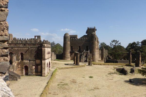 Gondar Castle Compound