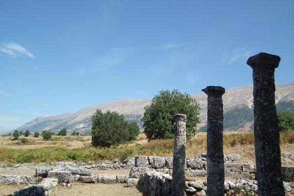 Antigonea, Albania