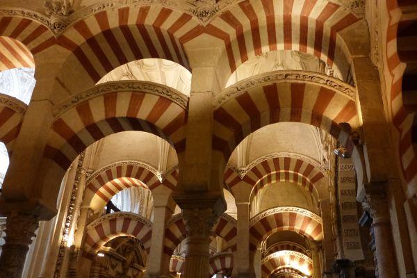 8C Mezquita in Cordoba