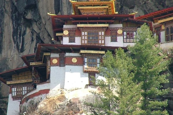 The Tiger's Lair Monastery, Bhutan