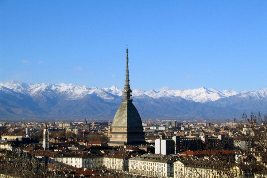 Turin - panorama