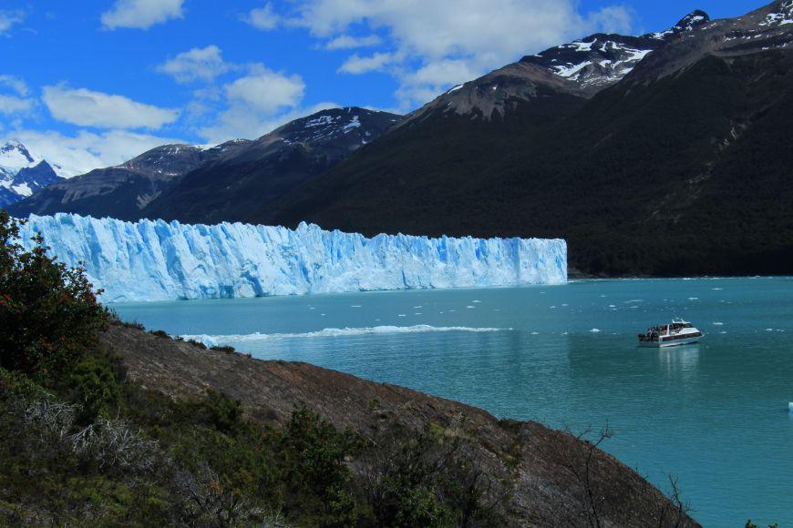 Patagonia glacier tour