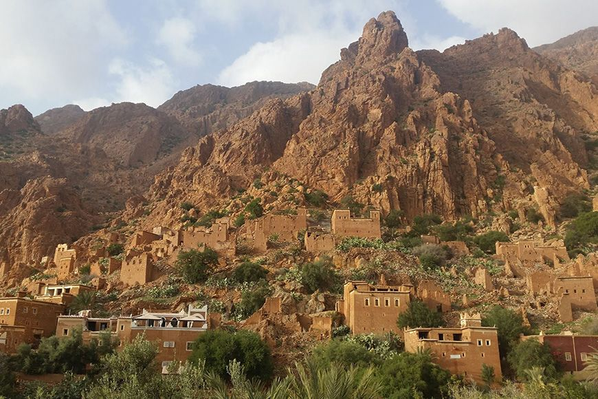 Morocco Ameln valley
