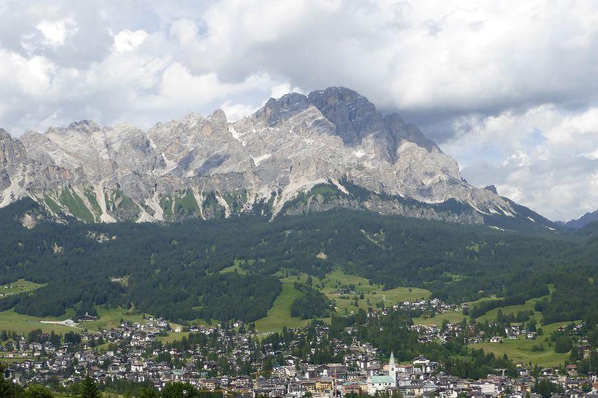 Dolomites Cortina