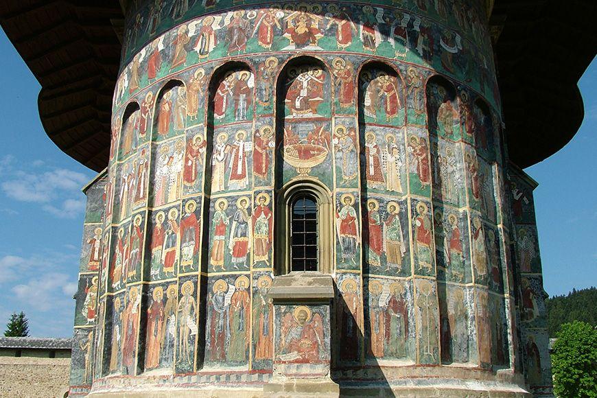 Romania - monastery