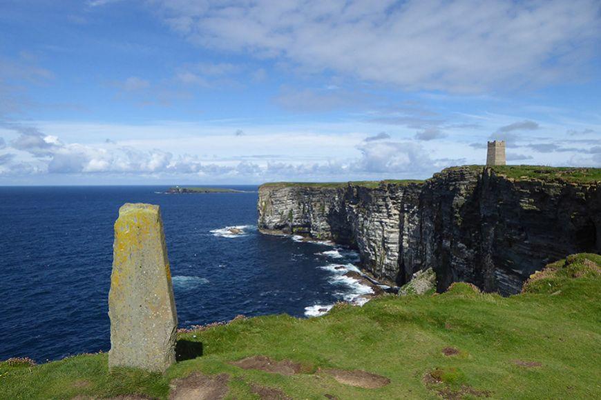 Orkney Marwick Head