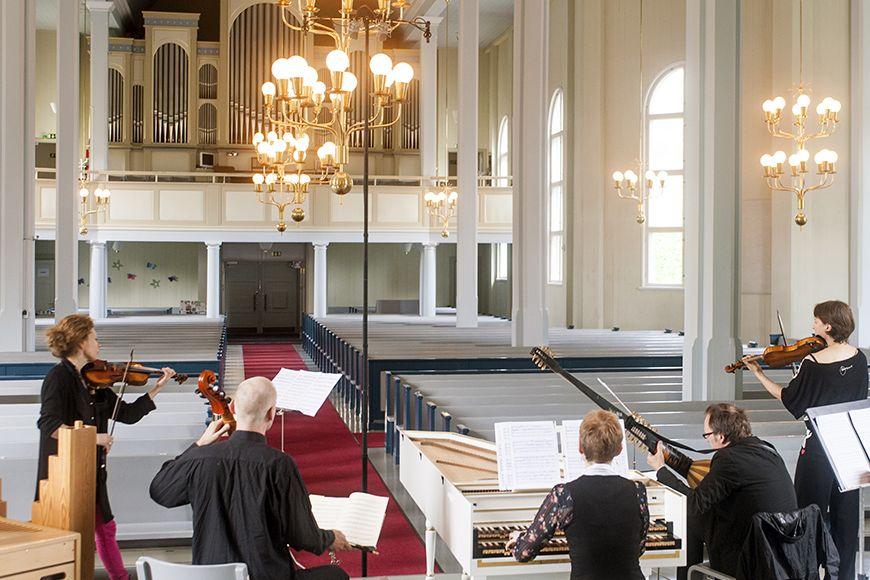 Kuhmo church concert