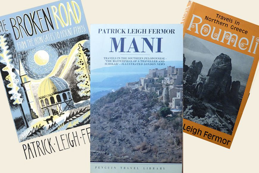Greece PLF books