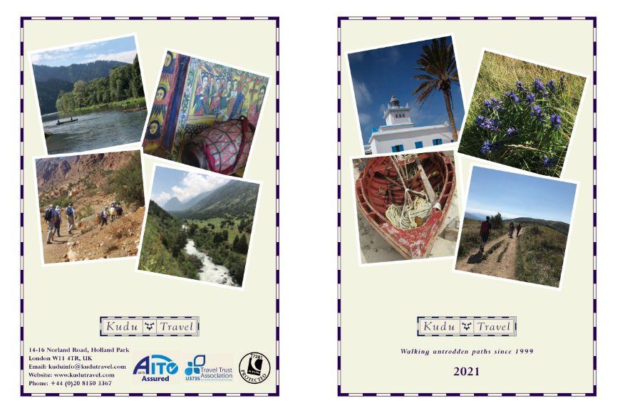 Kudu Travel brochure 2021