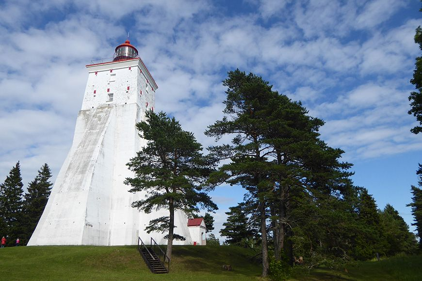 Estonia lighthouse