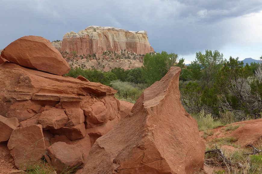 Santa Fe Ghost Ranch