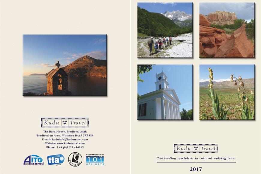 Kudu Travel brochure 2017