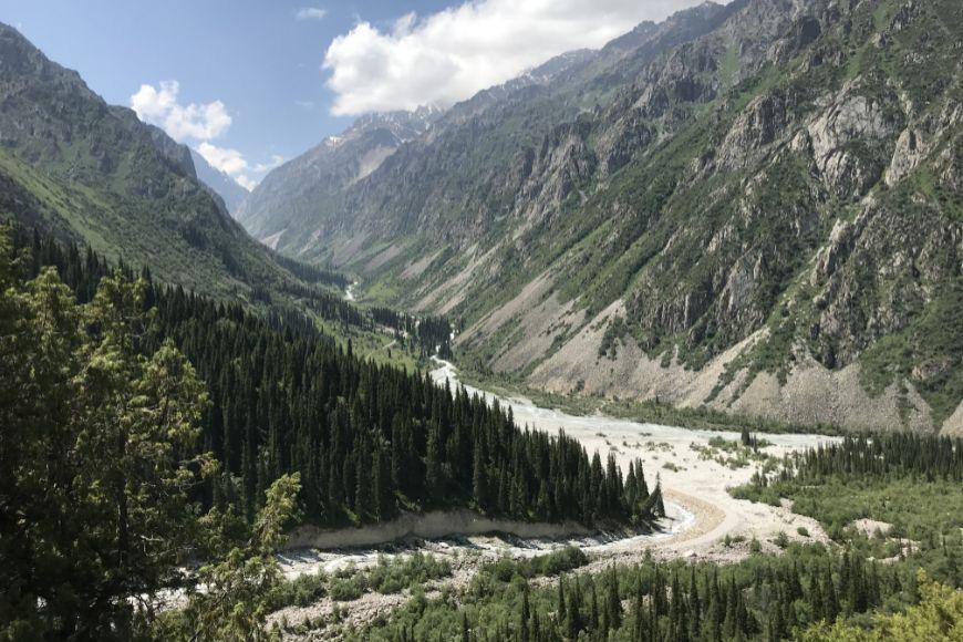 Kyrgyzstan Ala Archa