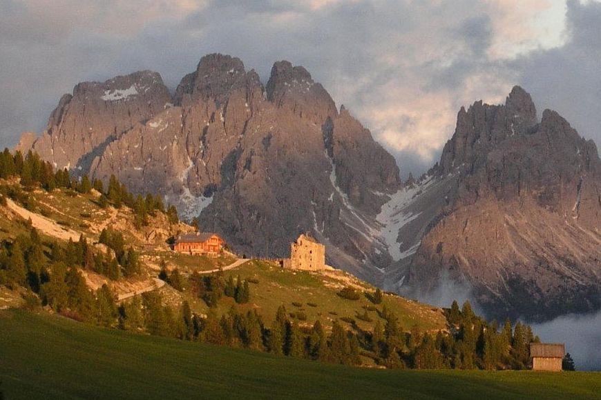 Dolomites blog