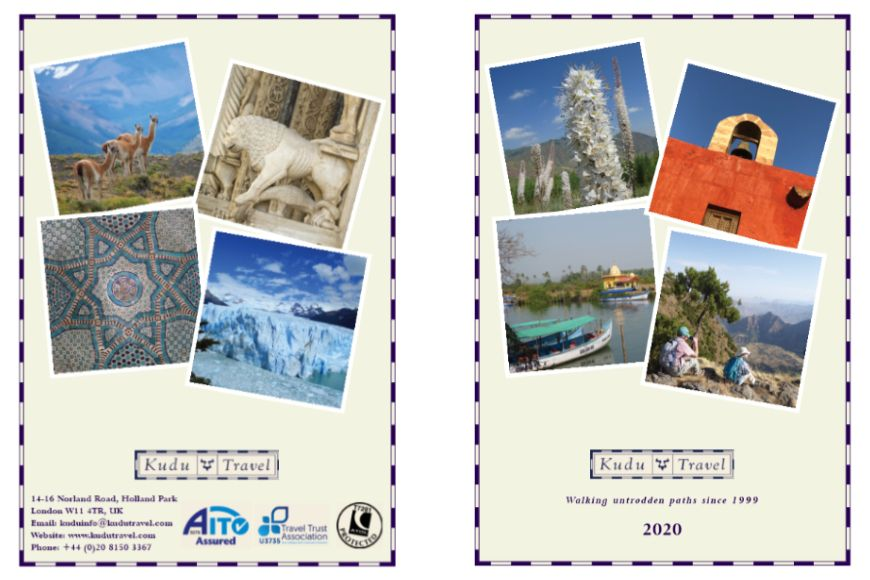 Kudu Travel brochure 2020