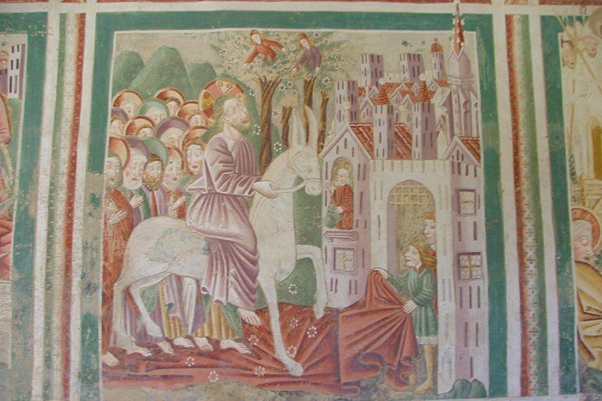 Croatia Beram fresco
