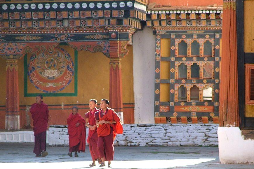 Bhutan - Hero
