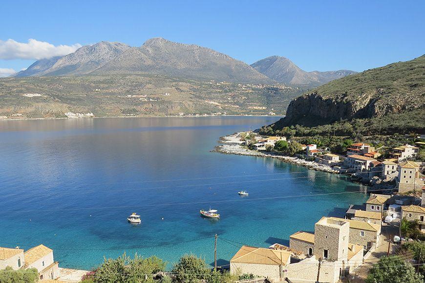 Greece Limeni Bay