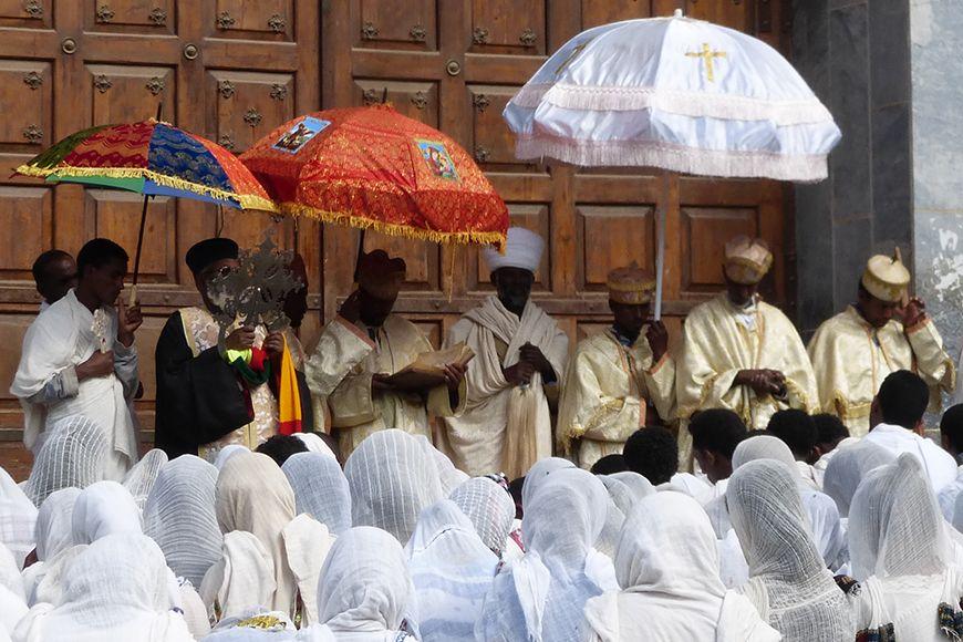 Ethiopia priests