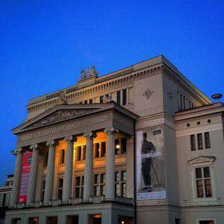 Baltics - Opera