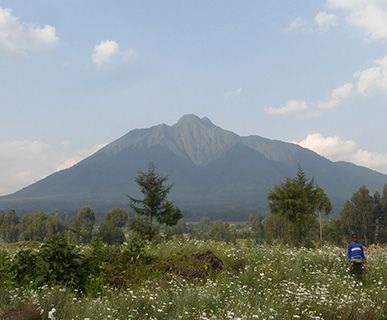 Rwanda Sabyinyo