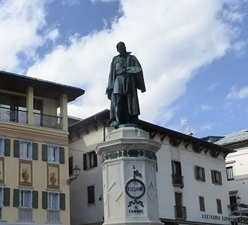 Dolomites Tiziano