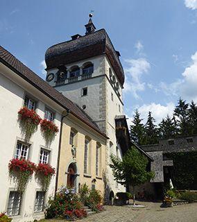 Bregenz Martinsturm