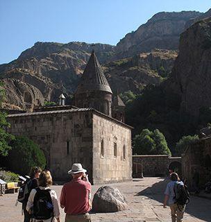 Armenia - Geghard