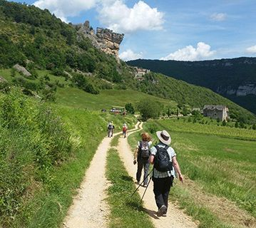 Cevennes valley walk