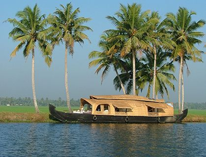 Backwaters boat trip