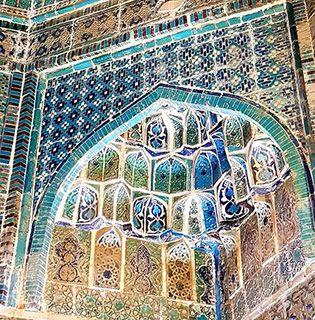 Uzbekistan mosque