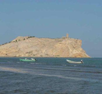 Oman - the Indian Ocean