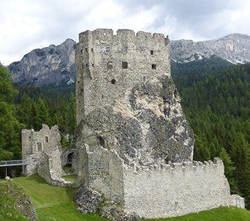Dolomites Andraz