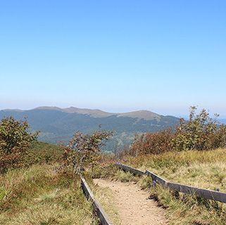 Poland trail