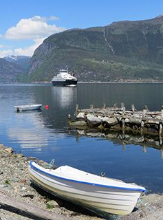 Norway small boat