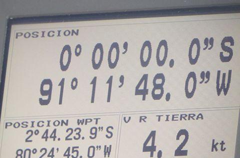 Ecuador Equator