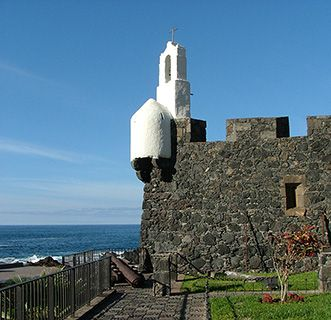 Tenerife fort