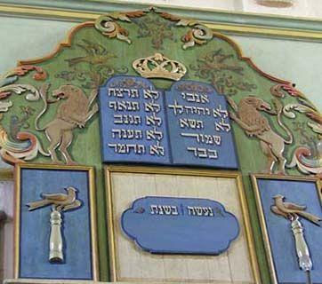 Poland synagogue